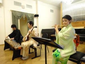 昨年の「日本の心」演奏会の様子
