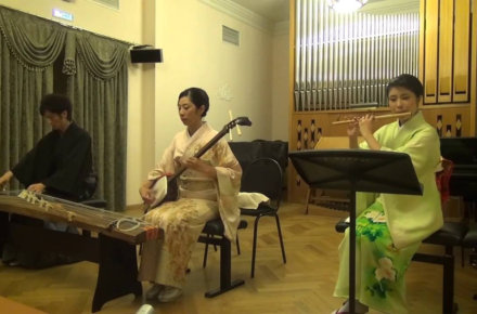 2015年モスクワ音楽院主催「日本の心」_松竹梅