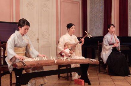 邦楽コンサート&箏・尺八ワークショップ