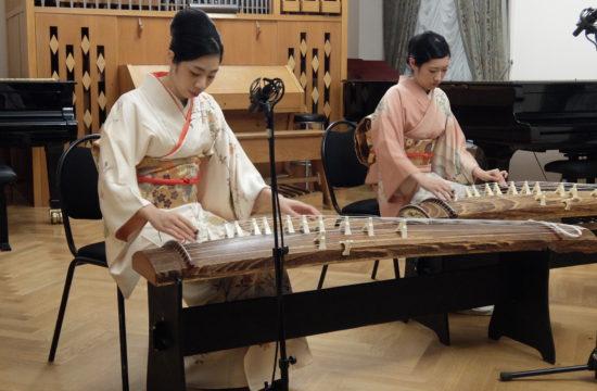モスクワ音楽院主催「日本の心〜和楽器で奏でる日本の四季」