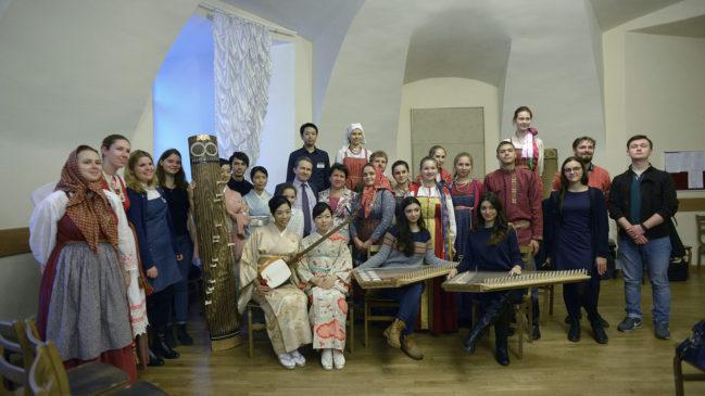 ロシア演奏2017