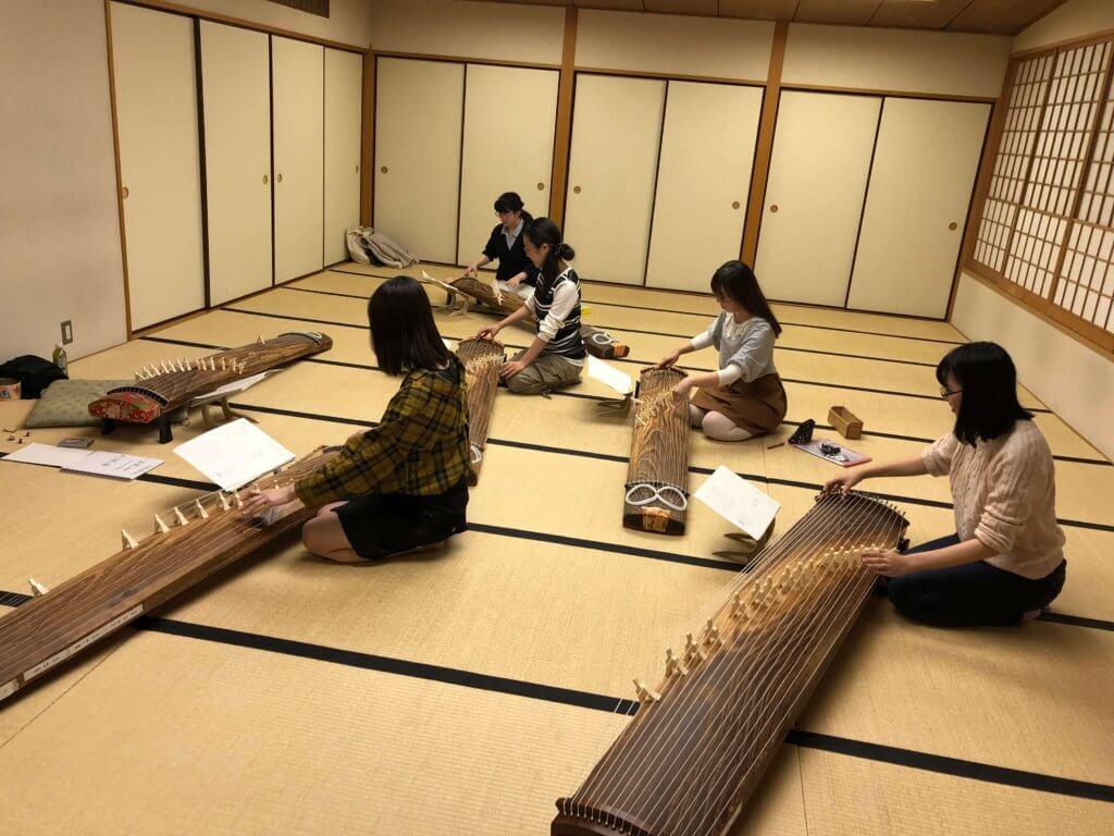 共立女子大学箏曲部