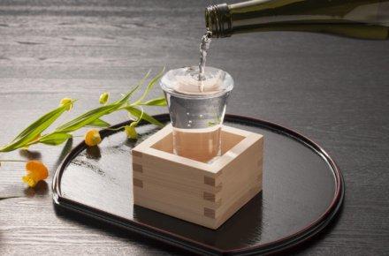 日本酒「秋風の曲」