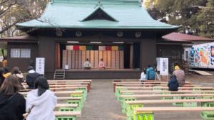 平塚八幡宮奉納演奏(2021年)