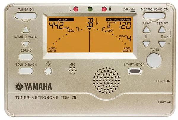 チューナー YAMAHA TDM-75